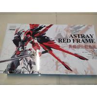 MG Gundam Astray Red Frame Metal Build MB 8806 Aile Striker NEW MIB