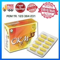Obat Herbal Diabetes Basah Kering, Kencing Manis, Gula Darah - OKM33