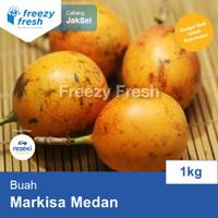 Buah Markisa Medan (1 Kilo)