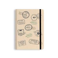 Basic Notebook Custom #Stamp - Custom Notebook - Planner - Journal