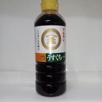 marukin light color soy sauce 500ml usukuchi shoyu kecap asin jepang