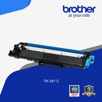 Brother Toner TN267C Cyan Toner Colour TN-267C