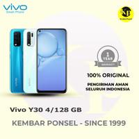 Vivo Y30 4/128 GB Garansi Resmi Nasional