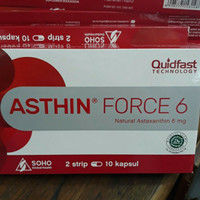 Asthin force 6 isi 20 capsull