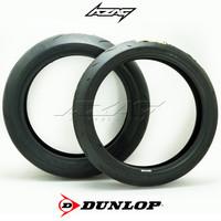 Ban Supermoto KLX CEF WR Dunlop Sportmax Alpha