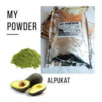 Avocado Mix Powder - Bubuk Minuman Rasa Alpukat 1 kg - Alpukat -
