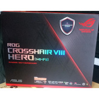 Asus ROG Crosshair VIII HERO WIFI (AMD X570, AM4, DDR4) Support Ryzen