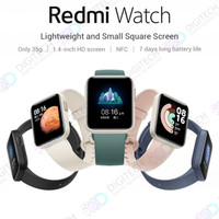 Xiaomi REDMI Smartwatch Series Sport waterproof Jam Tangan REDMI - Hitam, CN Version