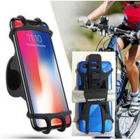 Phone holder HP Sepeda motor tempat hp