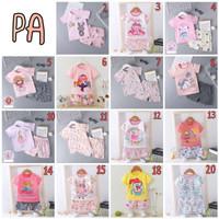 Baju rumah/ santai / setelan import anak perempuan Brand Melody (1)