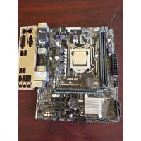 Mobo Asus Prime B250M-K & Processor i3 6100