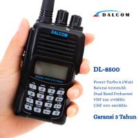 HT DALCOM DL- 8500 DUALBAND HT BAOFENG UV5R UV5RA UV5RE UV5RC UV6R A58