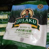 Gulaku/Gula Pasir premium 1kg PROMO PALING MURAH