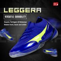 Hi-Qua Leggera Sepatu Bulutangkis/Badminton/Olahraga Super Ringan