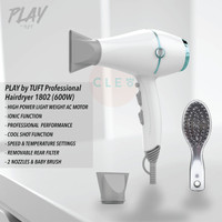 Play By TUFT Professional Hairdryer 1802 ( 600watt )