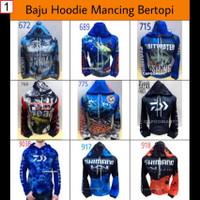 Baju JERSEY Sepeda Mancing Motor