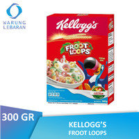 Kelloggs Froot Loops 300 gr
