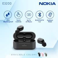 Nokia True Wireless TWS Earphone E3200 - Black