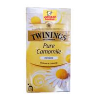 Teh Twinings Pure Camomile Tea