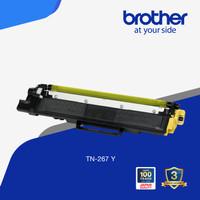 Brother Toner TN267Y Yellow Brother Toner Colour TN 267Y