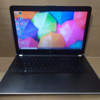 Laptop HP 14-bw504AU Amd A9-9420/R5 Ram 4gb/500gb (HDD)