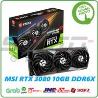 MSI GeForce RTX 3080 GAMING X TRIO 10G RTX3080 10GB GDDR6X