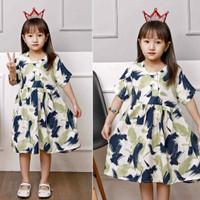 Baju rumah anak piyama daster anak perempuan (1-8tahun)