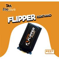 Flipper Nano Float 2in1 / Magnet Pembersih Kaca Aquarium / Kaca