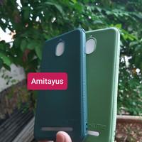 ume bb aurora anti crack tpu case green matte doff original