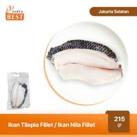 Ikan Tilapia / Ikan Nila Fillet 215 gr