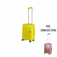 Summit Koper 24 inc Yellow Free Cabin Size 20 inc ( Bisa Pilih Warna )