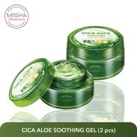 MISSHA Bundling Premium Cica Aloe Soothing Gel (2pcs)