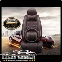 Sarung jok mobil innova G V luxury reborn captain seat MBtech quality