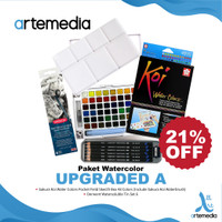 Paket Watercolor Upgraded - A