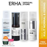 Erha Vp Daily Brightening Normal Skin - Paket Pencerah Wajah
