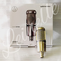 Mic Audio Technica AT2020 Cardioid Condenser Microphone Asli Ori - AT2020V
