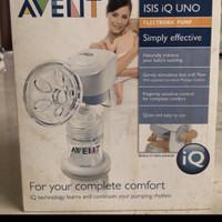 Avent Breastpump elektrik bisa manual juga