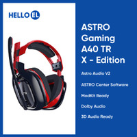 ASTRO Gaming A40 TR - X Edition Wired Gaming Headset
