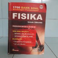1700 Bank Soal Fisika SMA MA Pendalaman Materi UN SBMPTN UTBK