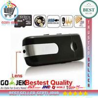 Spycam USB HD Flash Disk Kamera Pengintai Tersembunyi Spy Cam Original