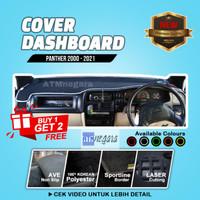 Aksesoris Cover / Karpet Dashboard Mobil Isuzu Panther New Gen 3