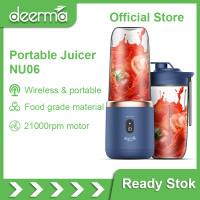 Deerma Electric Juicer Cup Blender 400ML NU06