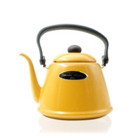 Narrow Mouthed Kettle 2L Yellow