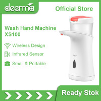 Deerma Automatic Sensor Hand Sanitizer Machine DEM-XS100