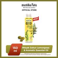 [Mustika Ratu] Minyak Zaitun Lemongrass & Aromatic Essential Oil