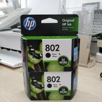 TINTA HP BLACK XL HITAM XL (3 More)