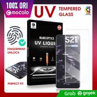 Tempered Glass Samsung S21 Ultra & S21 Plus & S21 Mocolo UV Anti Gores - S21
