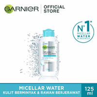 Garnier Micellar Oil-Infused and Blue Cleansing Water