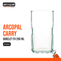 Gelas Mineral Arcopal Carry - Gobelet Fh 290 Ml Box of 6