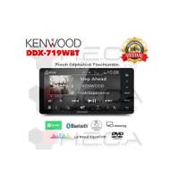 Kenwood DDX-719WBT Head Unit Double Din Tape Audio Mobil TOYOTA Wide B